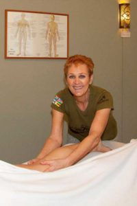 Isolde, holistisch massagetherapeut in Amsterdam
